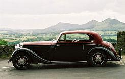 Pneu pour Bentley Derby