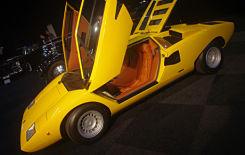 Pneus Lamborghini