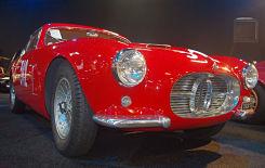 Pneus de collection Maserati