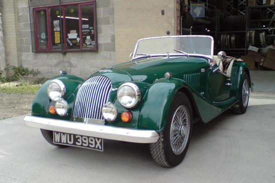 Morgan 4x4