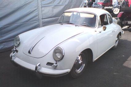Porsche 356 silverstone