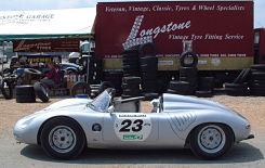 Pneus Porsche