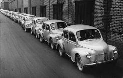 Pneus de collection Renault