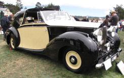 Gomme Rolls Royce