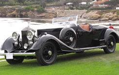 Pneus Rolls Royce