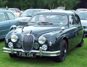 Jaguar MKI   MKII - Jaguar - Pneu Voiture Collection  bf97c7305294