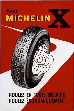 Pneus Michelin x