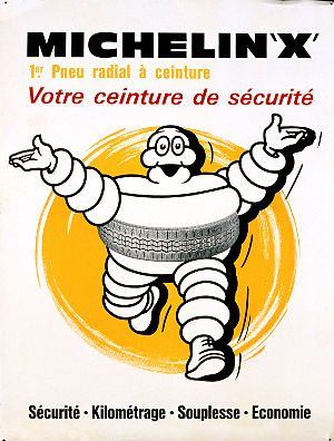Pneu Michelin x