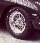 Borrani Wheel, PIRELLI CINTURATO ™, Lamborghini, perfect!